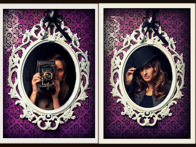 The Picture of Dorian Gray Photo Booth