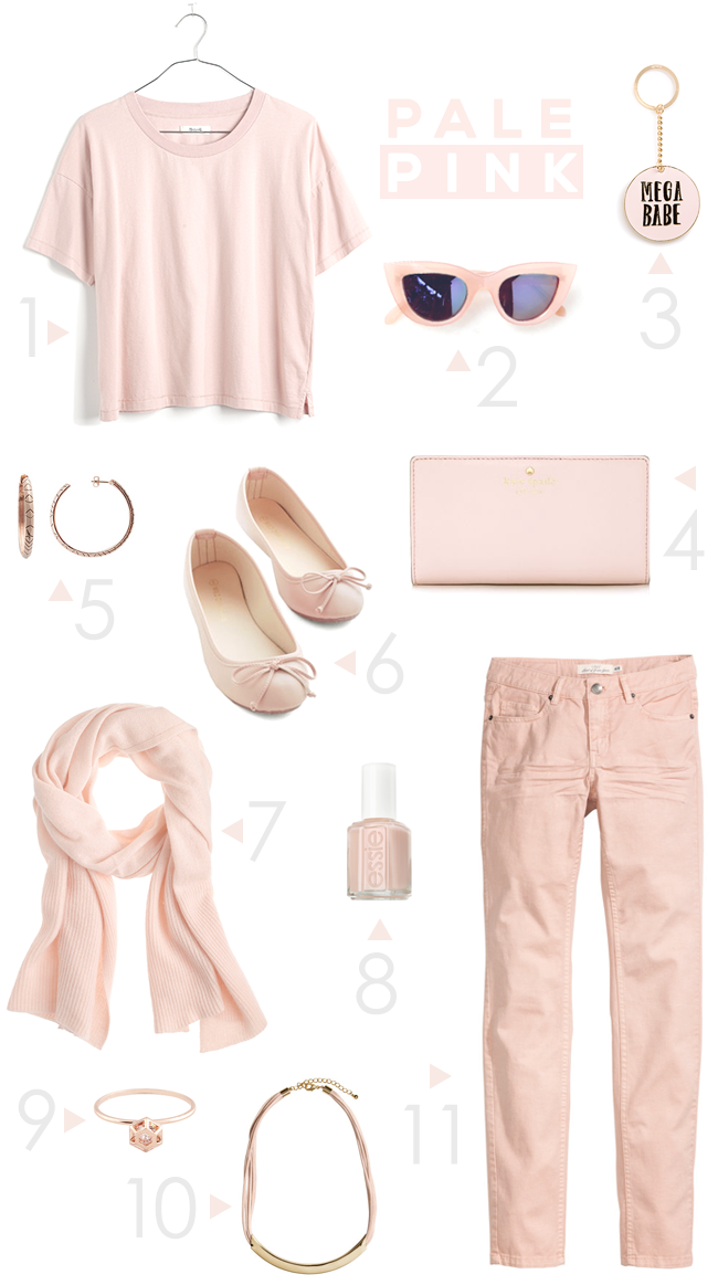 Pale Pink // Bubby and Bean