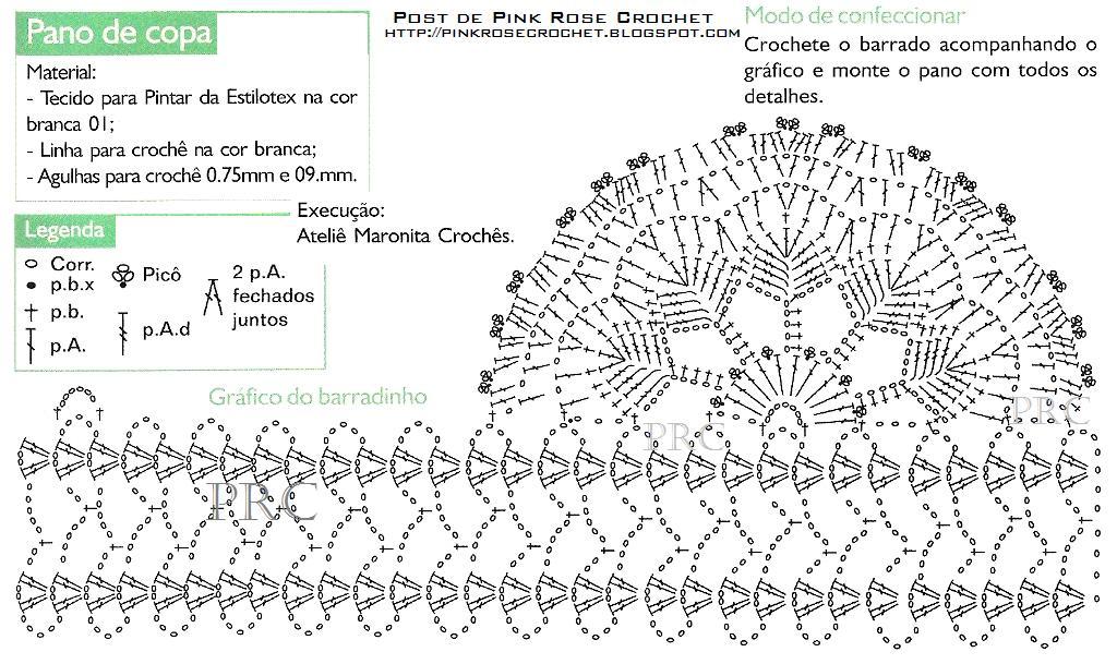 Вязание изделий крючком схемы 71
