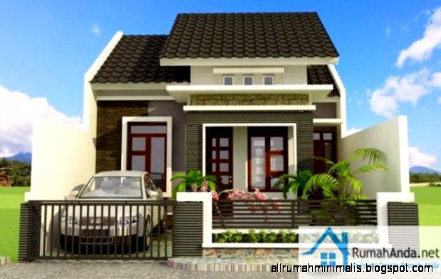 Desain Rumah Minimalis 6x9