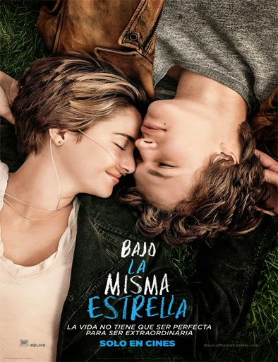 Ver Bajo la misma estrella (The Fault in our Stars) (2014) Online