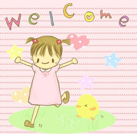 صـــوور اطفال انمى ...^^ Welcome-girl