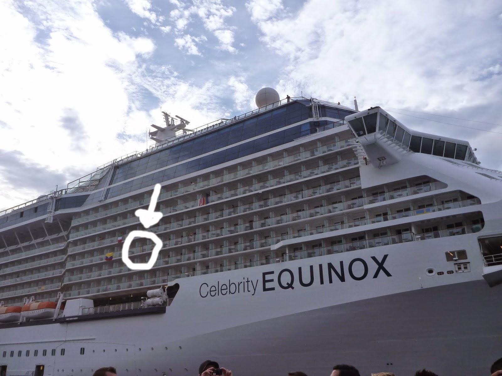 Celebrity Equinox| Modern Luxury Celebrity Cruise Vacation