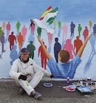 Premio II - Certamen de Mural -2015