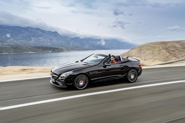 Mercedes Benz SLC