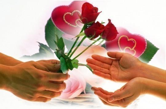 imágenes románticas  para enamorados