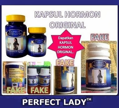 KAPSUL HORMON PERFECT LADY
