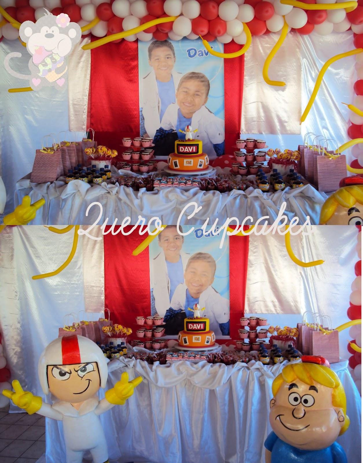 decoracao festa infantil kick buttowski : decoracao festa infantil kick buttowski:Festa Kick Buttowski