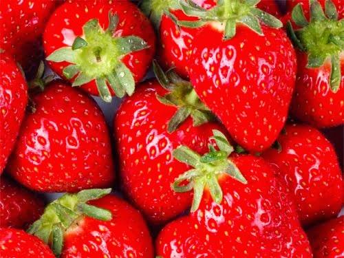 Manfaat Sehat Stroberi Segar