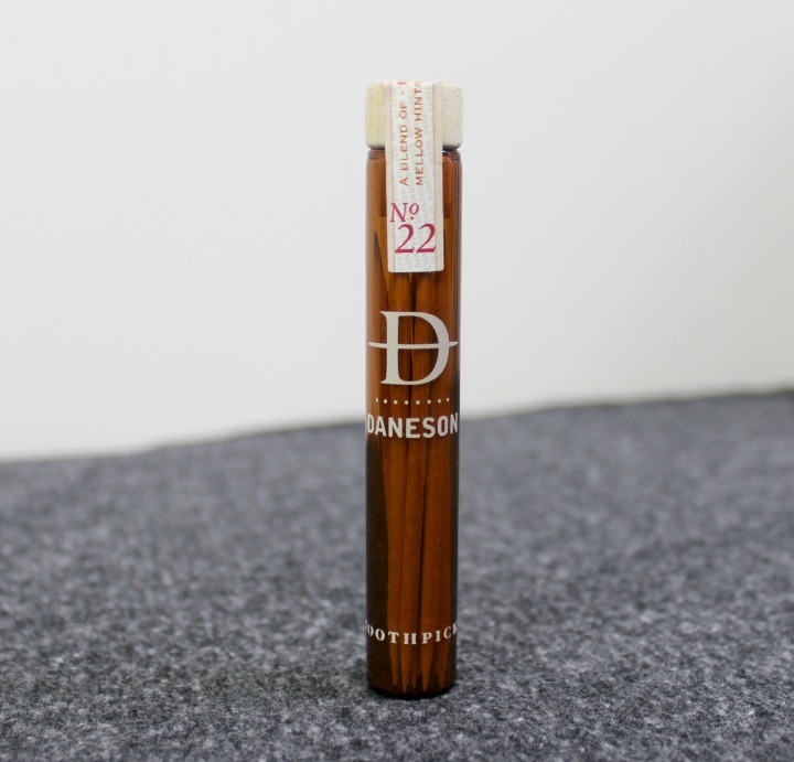 Daneson #22 Bourbon Toothpicks