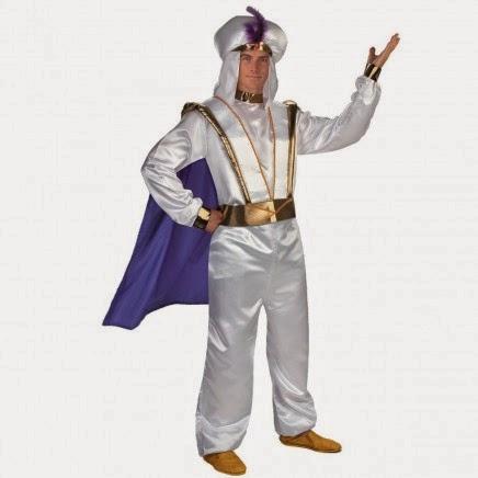 Disfraz de Aladdin de Disney