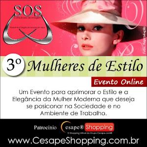 "3º ""MULHERES DE ESTILO"""