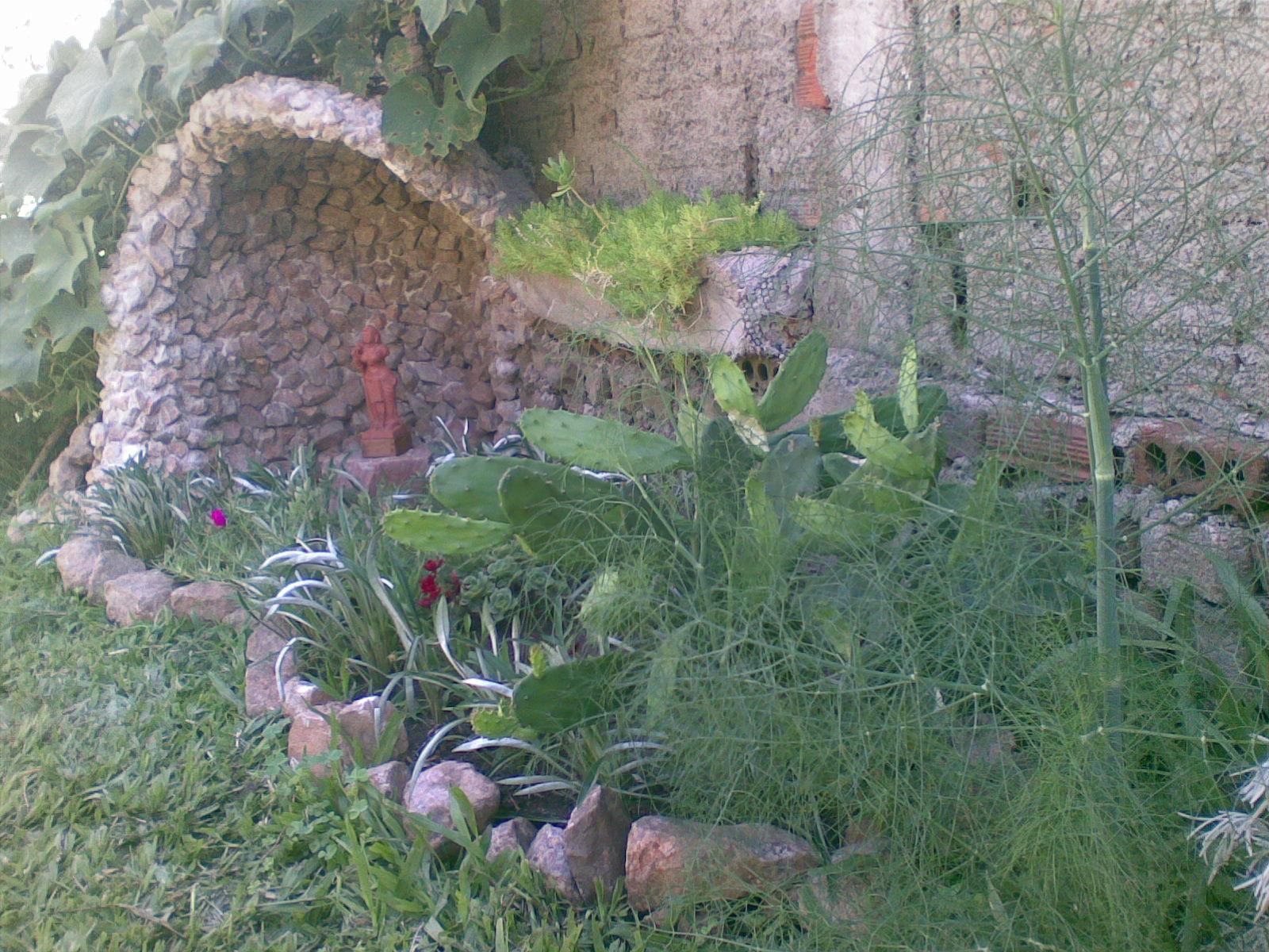 gruta de pedra para jardim ? Doitri.com