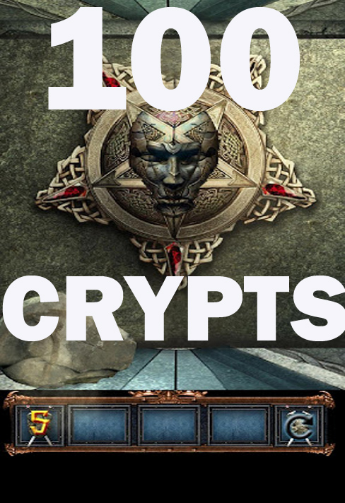 100 Crypts walkthrough