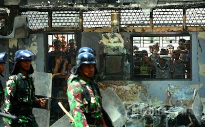 PBB Minta Kondisi Lapas di Indonesia Diperbaiki