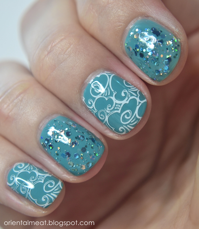ModelsOwn-Top Turquoise & Essence-Glorious Aquarius