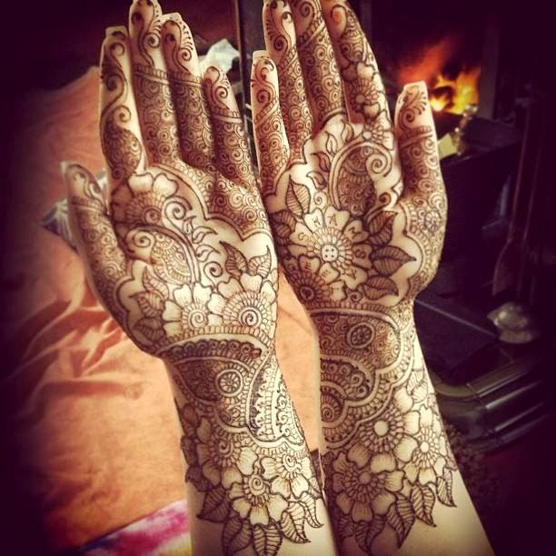 Mehndi Designs Jans : Mehndi designs party for hand