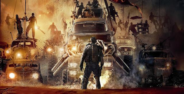 Mad Max: Estrada da Fúria volta aos cinemas brasileiros
