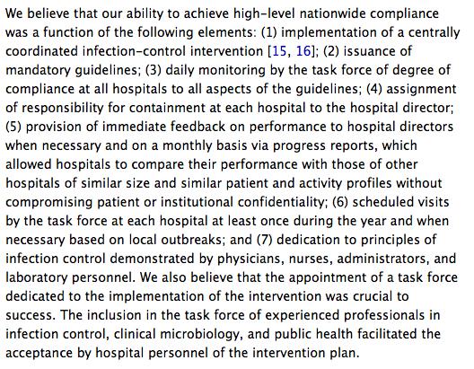 principles infection control essay