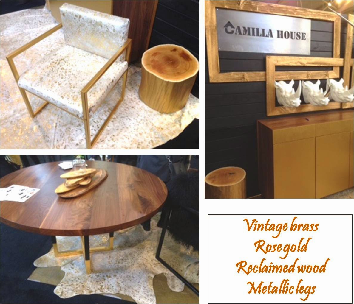 A Favourite Of Designers And Merchandisers For Innovative And Funky  Furnishings Is Camilla House. Every Year I Can Count On Finding New Looks  In Furniture ...