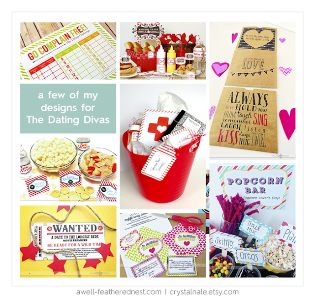 Katie from the kitchen dating divas printables for toddlers