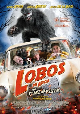 Filme Poster Lobos de Arga DVDRip XviD & RMVB Legendado