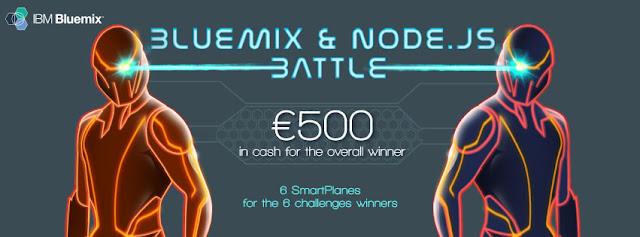 Bluemix vs Node.js