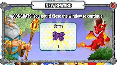 free gems dragon city