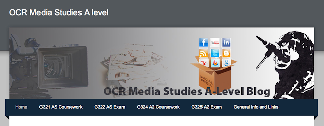 A level Media Studies support site