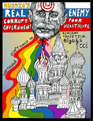 PRAY for OUR Russian LGBTQ Community in Crisis-HUNTED