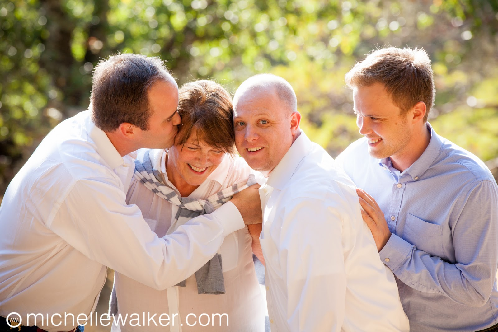 Michelle Walker Photography Family Portrait