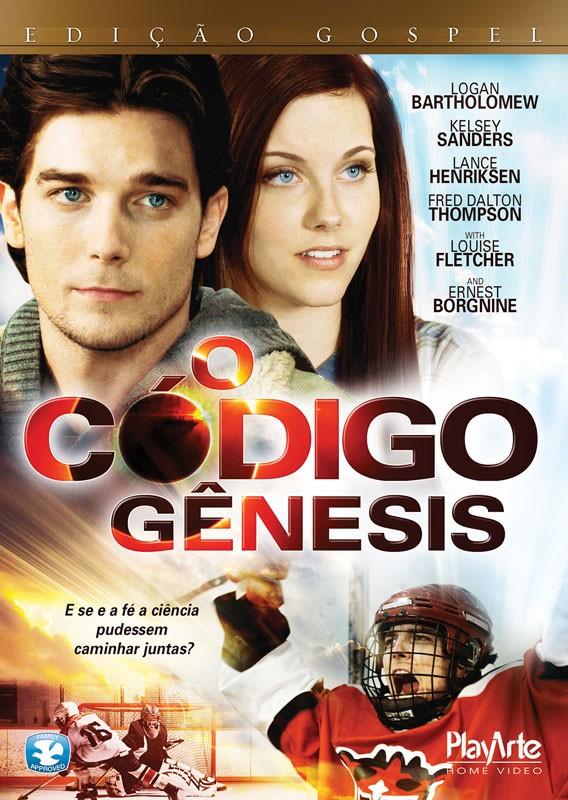 Download - O Código Gênesis - DVDRip AVI Dual Áudio + RMVB Dublado ( 2013 )
