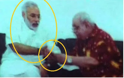 Astrologer Bejan Daruwalla addressed a press meet on Saturday at Indore claiming that PM Modi had consulted him.   Daruwalla, 84, who is usually melodramatic with the press, said he would provide proof if anyone questioned his claim. He went on to show a photo, which shows Modi having his palm read, by the famous astrologer.