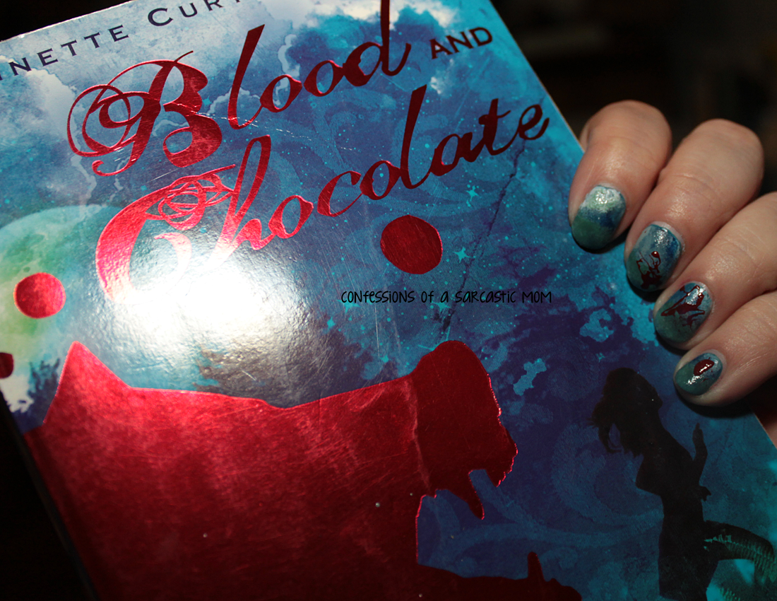 Inspired by a Book mani series - Blood and Chocolate | Confessions ...