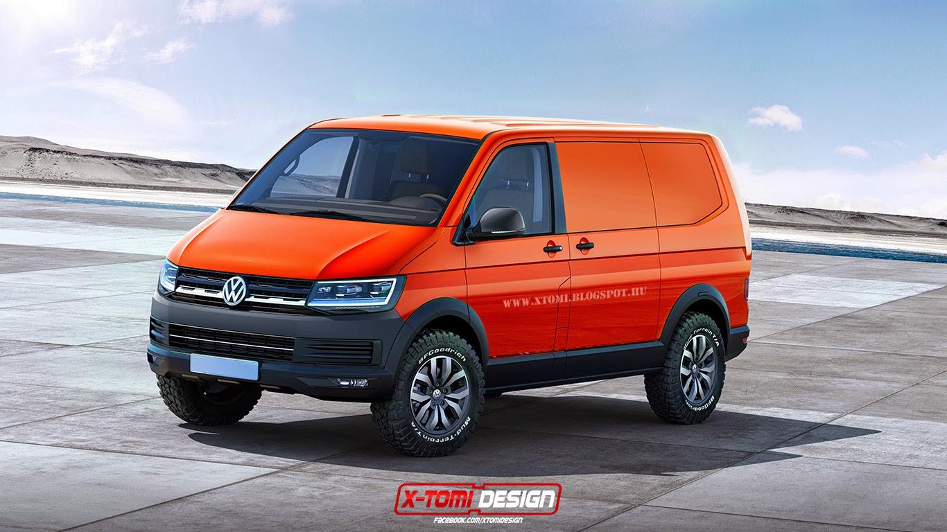 x tomi design volkswagen t6 multivan transporter concept. Black Bedroom Furniture Sets. Home Design Ideas