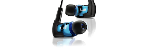 (Logitech) Ultimate Ears Triple.fi 10 In Ear Headphones
