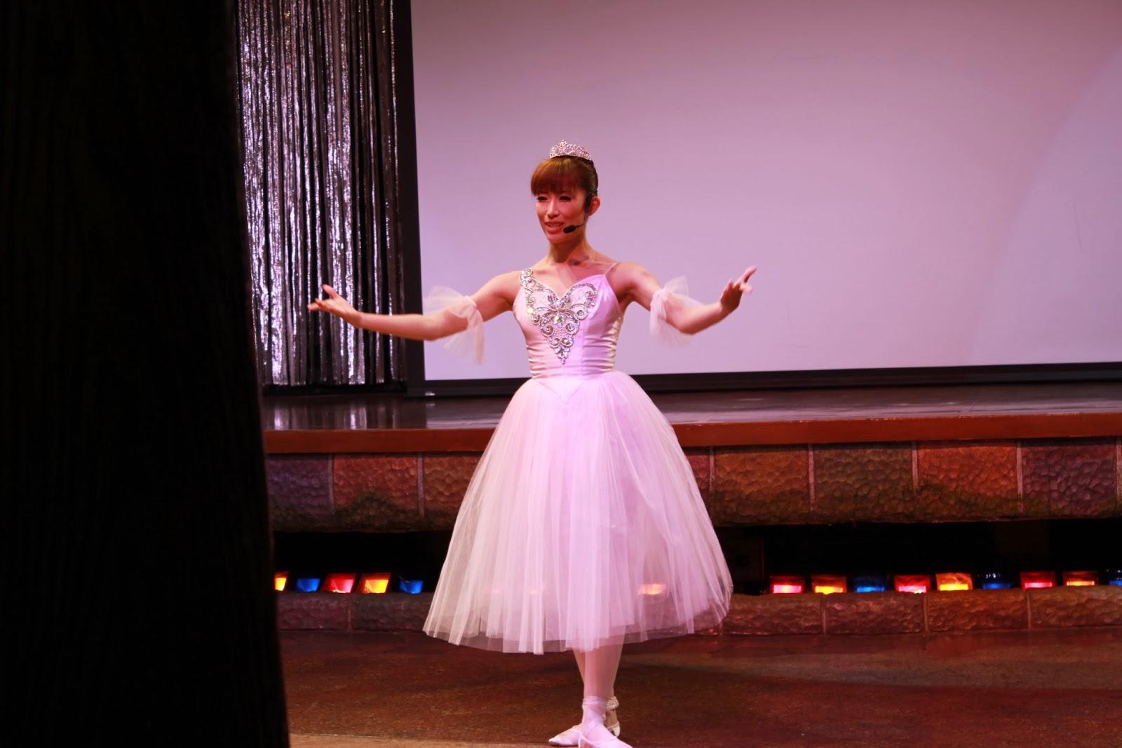 Ballet Sanrio Puroland