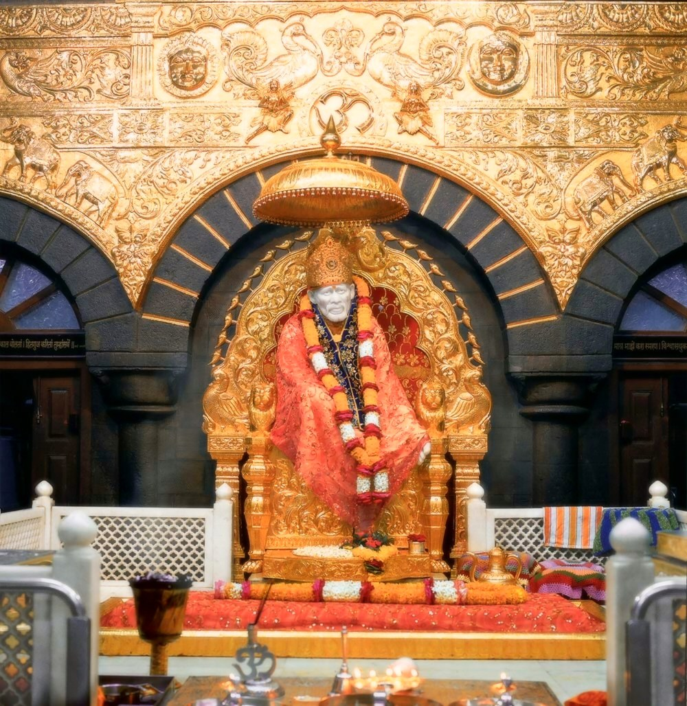shirdi sai temple guide