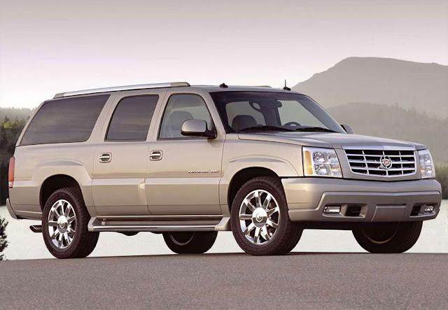 エスカレード2代目 '02-06 | Cadillac Escalade