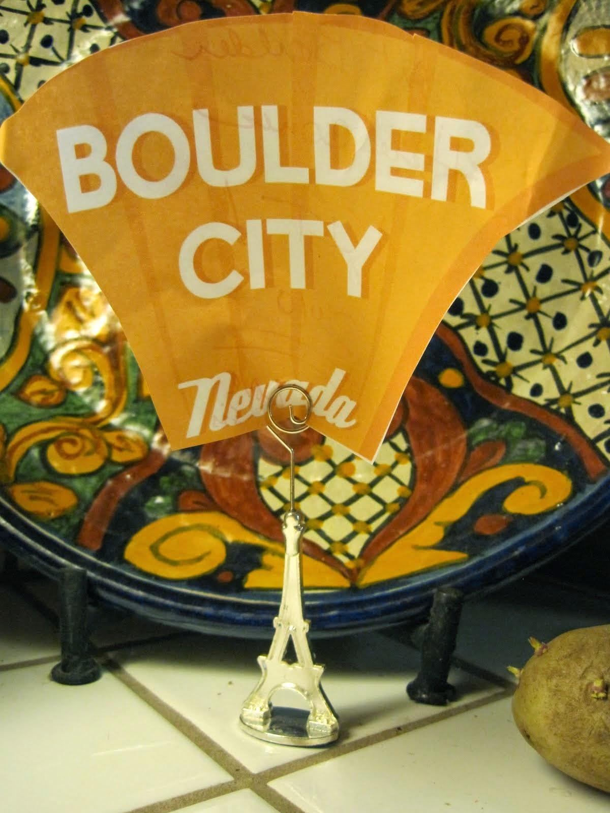 Boulder City NV