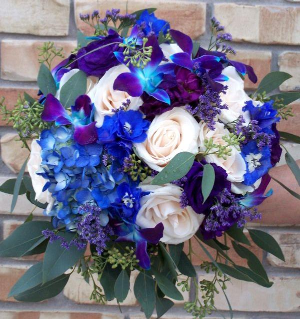 Blue Fall Wedding Flowers Find out here the latest ideas for the best