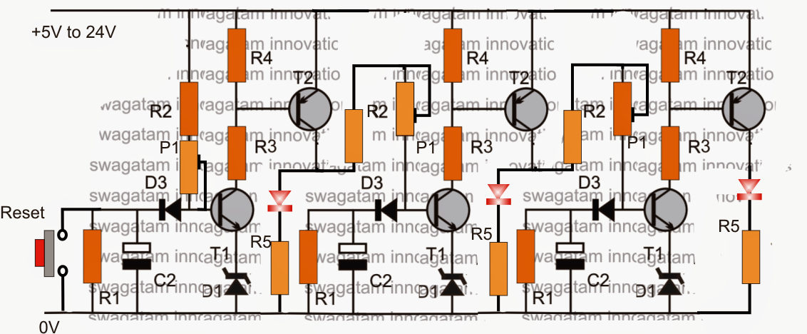 How to Make a Sequential Delay Timer Circuit