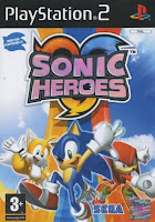 Sonic Heroes – PS2