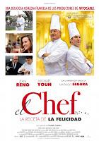 El chef, la receta de la felicidad (2012) online y gratis