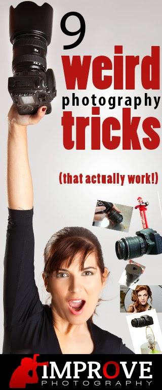 9 Weird Photography Tricks That Actually Work