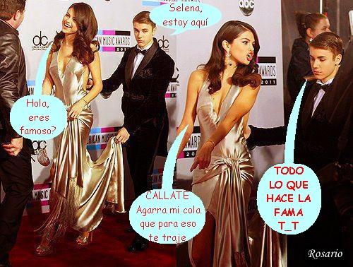 La verdad de Selena gomez XD