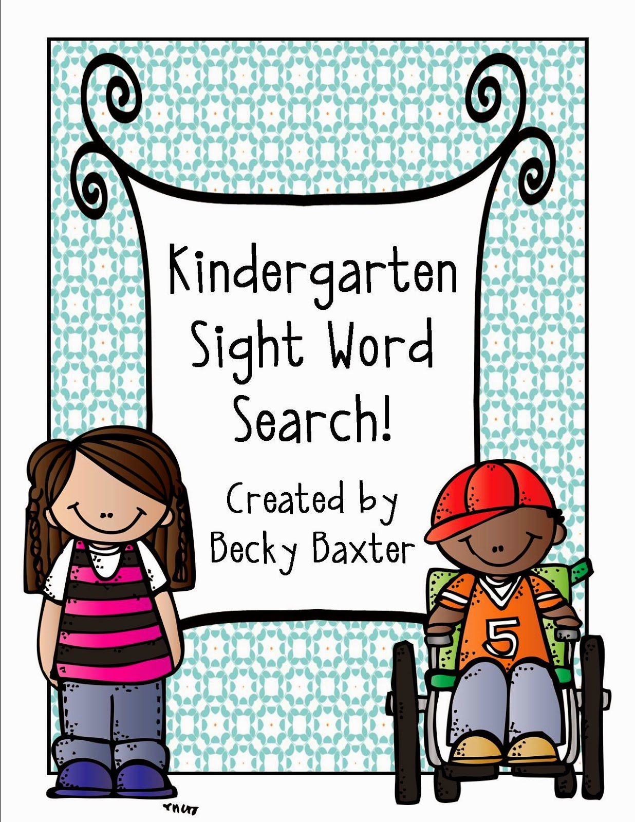 Sight Word Clip Art Sight word searches!