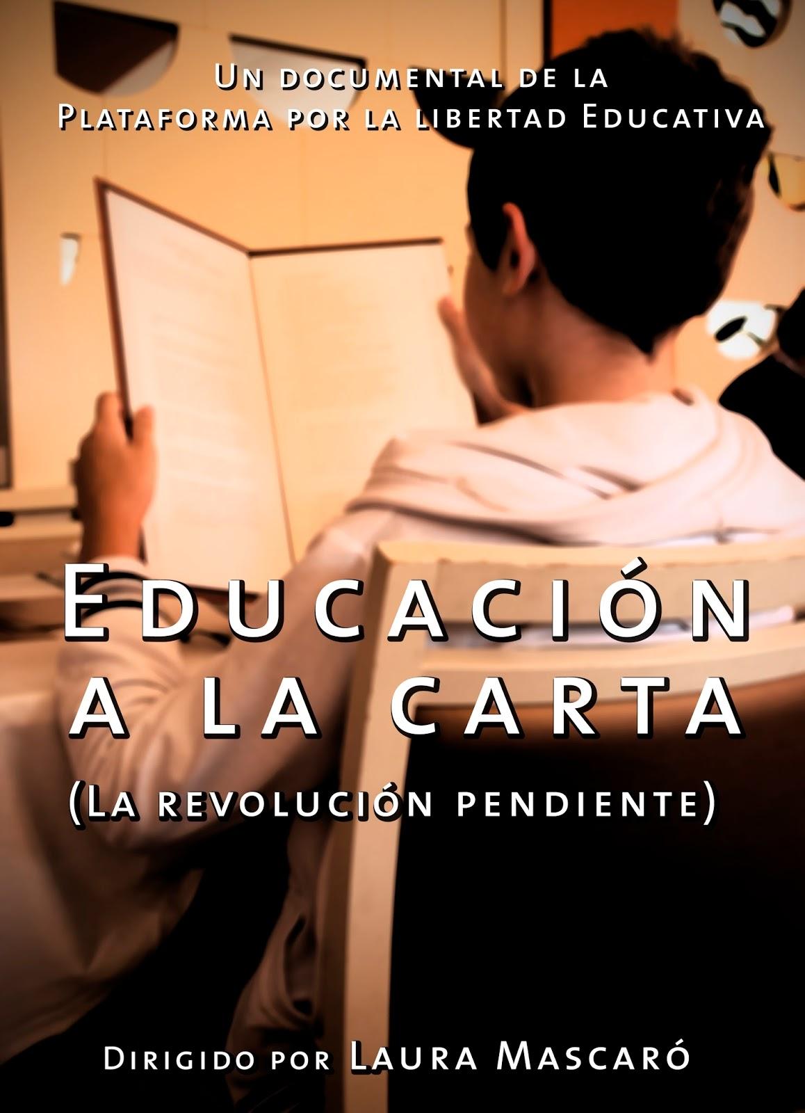 Documental sobre libertad educativa