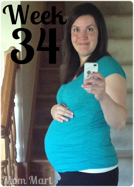 Pregnancy Week 34