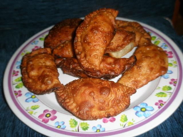 Se orita mandarina empanadillas de trucha for Alimentos balanceados para truchas